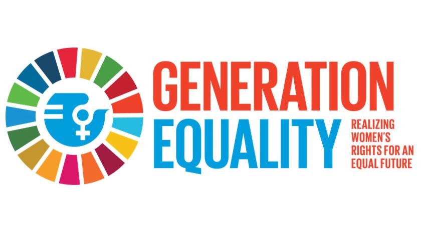 Image result for Generation Equality logo