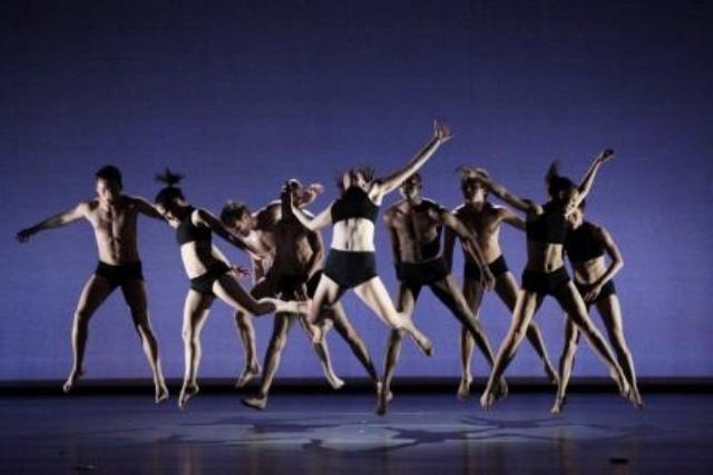 compagnie de danse moderne